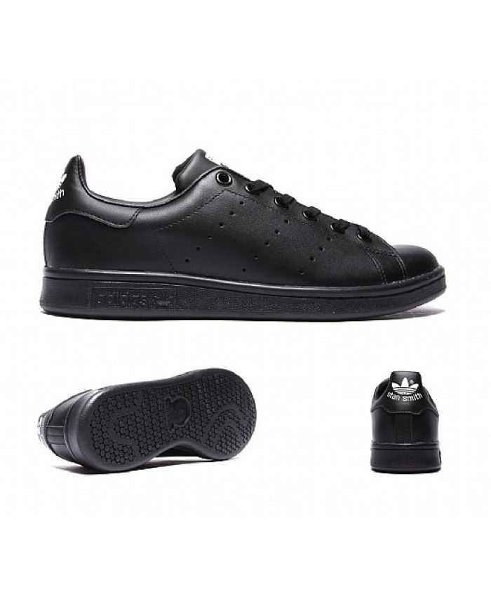 adidas originals stan smith junior trainers