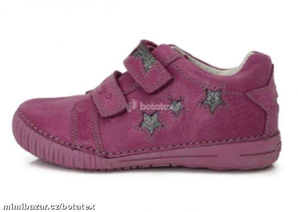 dada37ab8d2 Prodám - Dívčí celokožené boty D.D.step vel. 33 NOVÉ