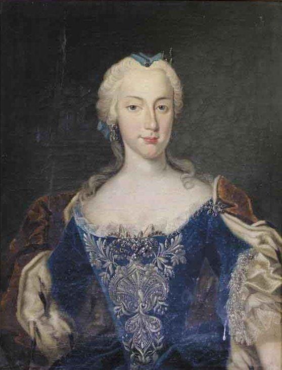 Duchess Elisabeth Mecklenburg-Güstrow 1668-1738 child of Gustav Adolf Mecklenburg (royalty guide.nl)