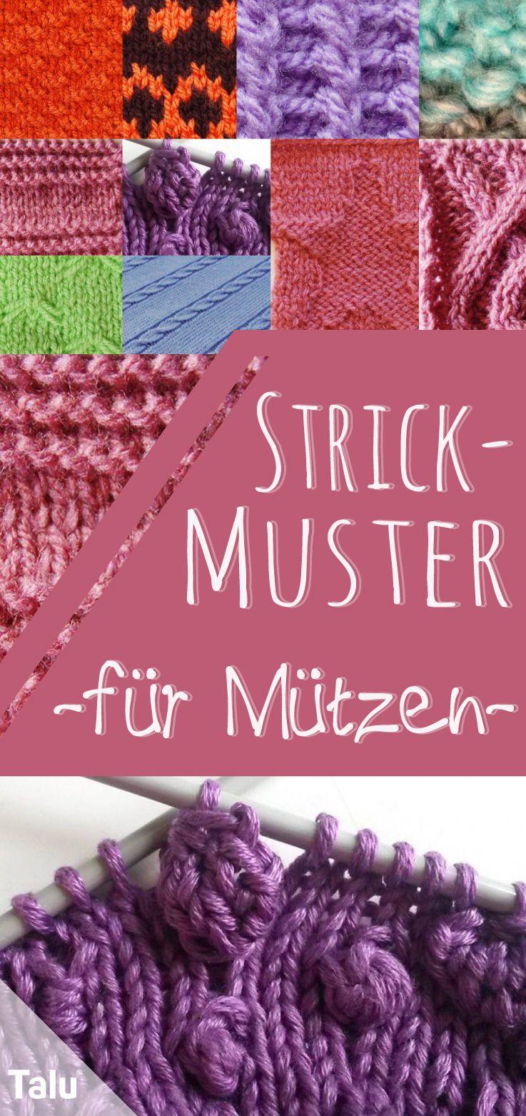 Photo of Strickmuster für Mützen: 10 kostenlose Muster