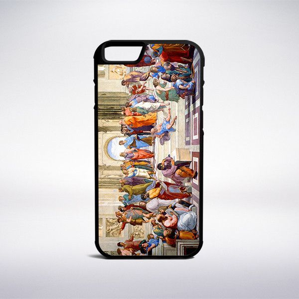 Raphael - The School Of Athens Phone Case
