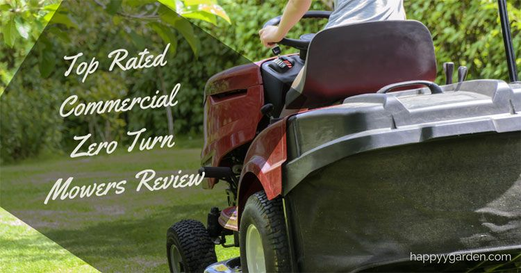 See Top Rated Commercial Zero Turn Mowers Review For
