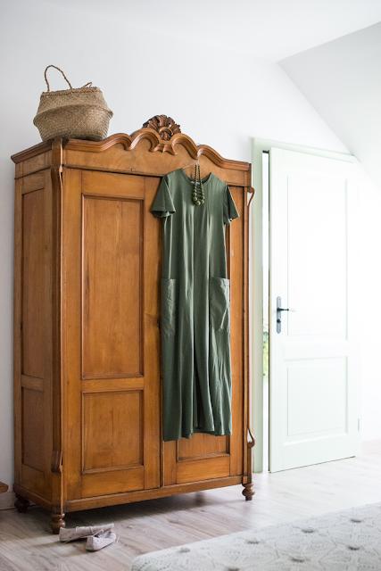 Minty House Blog Cottage Style Interiors Wood Wardrobe Wardrobe Furniture