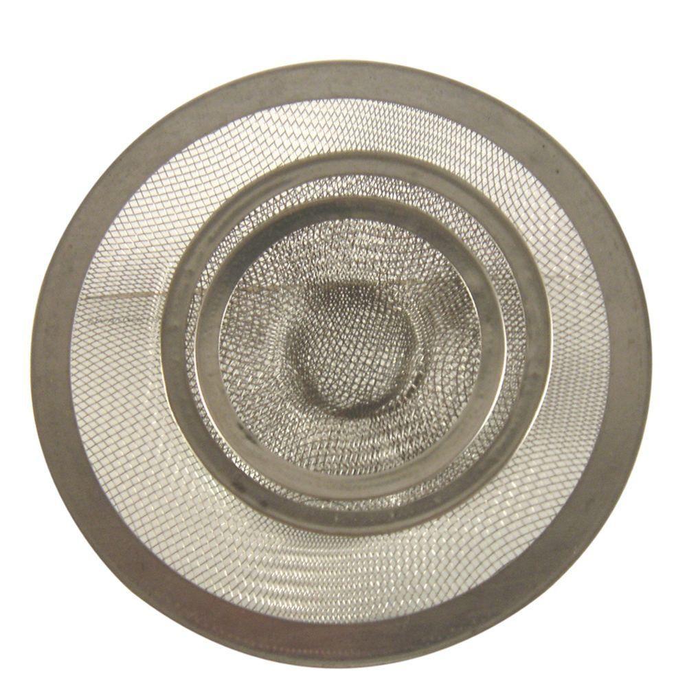Danco Mesh Kitchen Sink Strainer In Stainless Steel Value
