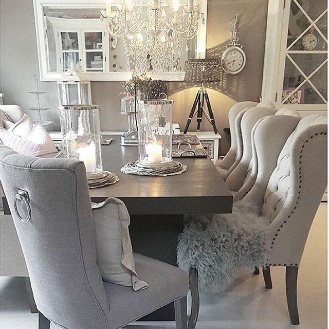 Cred Jannickeplusslars Elegant Dining Room Dining Room