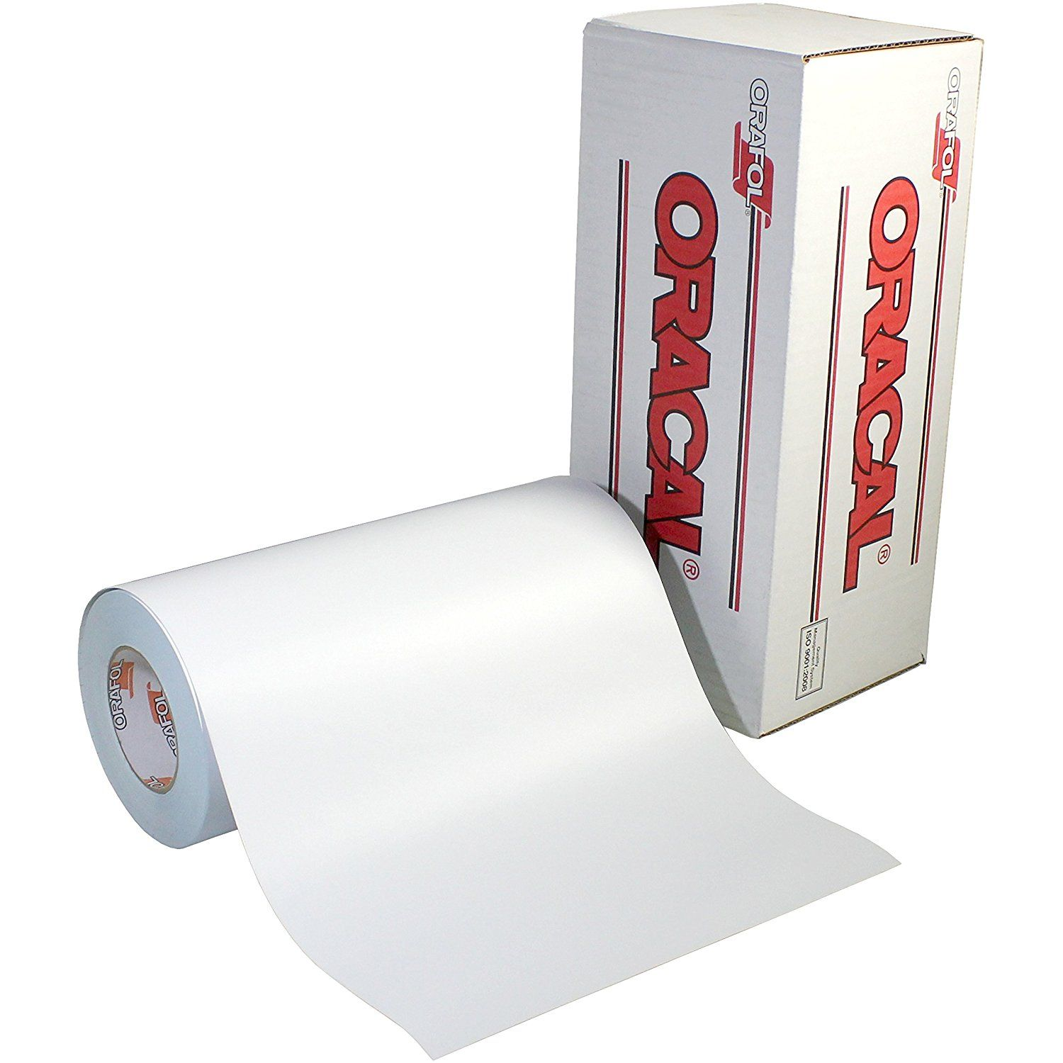 Oracal 651 Matte Permanent Vinyl 12 Inch X 6 Feet White For More Information Visit Image Link This Is An Affiliate Lin Permanent Vinyl Vinyl Rolls Vinyl