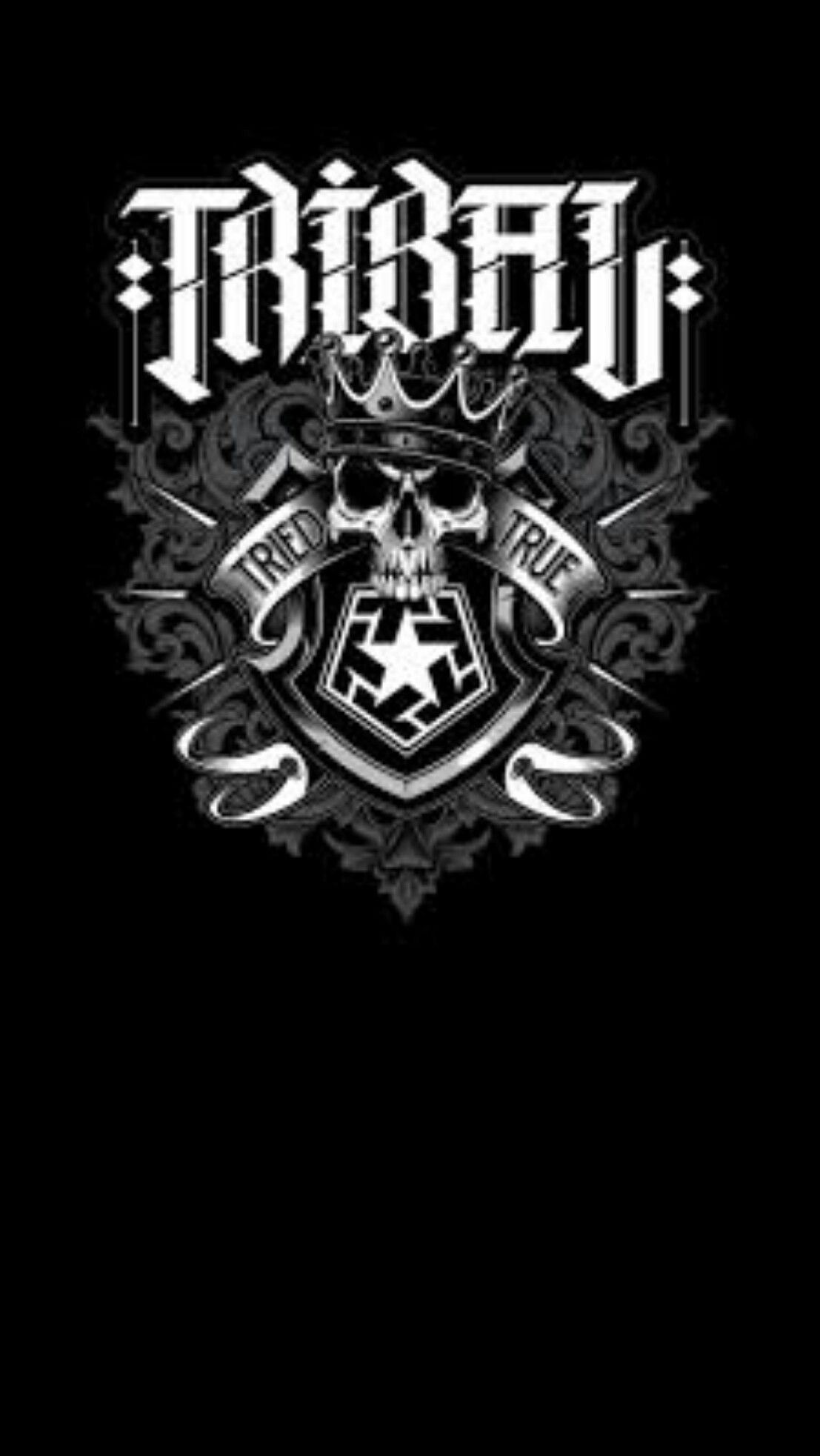 Tribal Black Wallpaper Android Iphone Android Wallpaper Black Skull Wallpaper Black Wallpaper