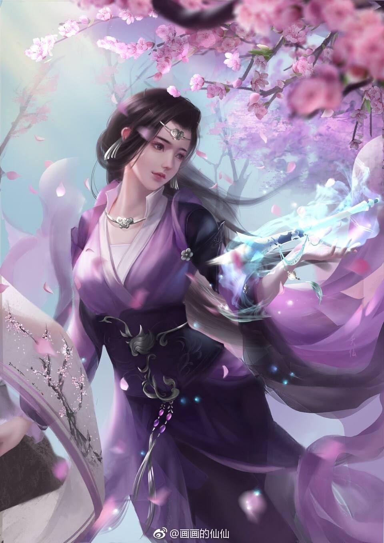 Wallpaper By Artist Unknown  Anime art fantasy, Fantasy art