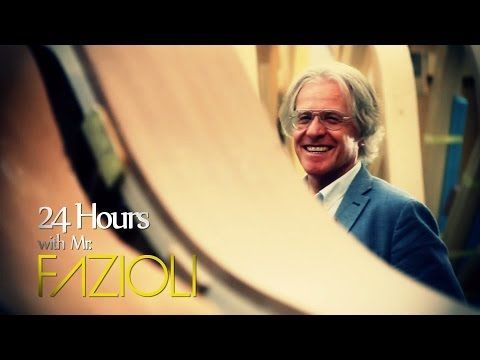 An unexpected journey: 24 Hours with Mr. Fazioli - YouTube