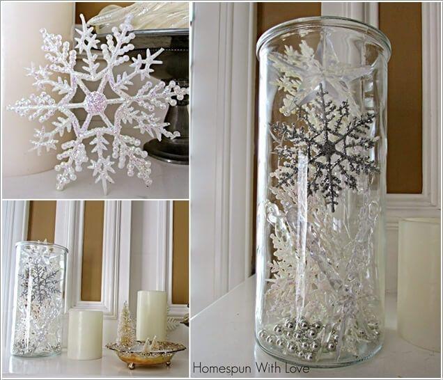 15 Cheap And Easy Diy Vase Filler Ideas 10 Diy Vase Vase Fillers Christmas Vases