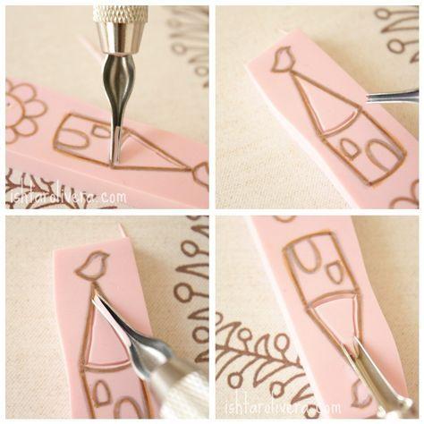 Stamp carving week ♥ Semana Carvado de sellos | Ishtar Olivera