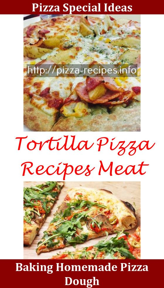 pizza toppings healthy pizza recipes receta