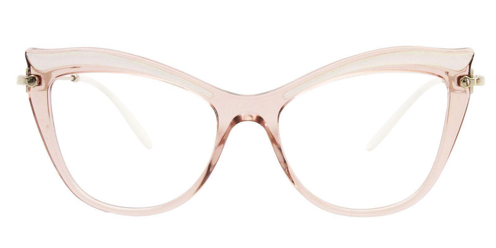 41f516d35fe Miu Miu - MU06PV Pink Eyeglasses in 2019