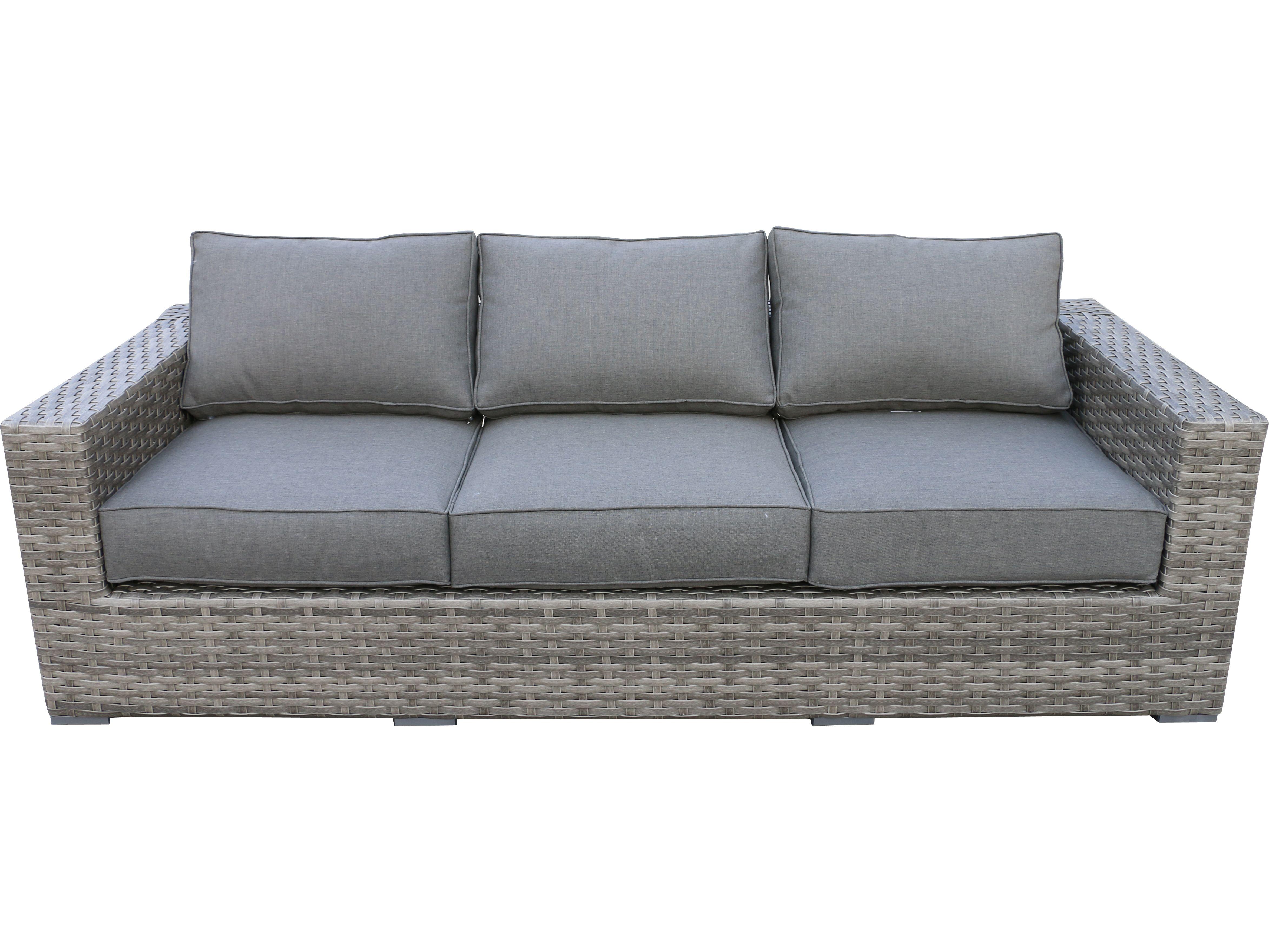 Teva Bali Wicker Sofa Wicker Sofa Outdoor Sofa Comfortable