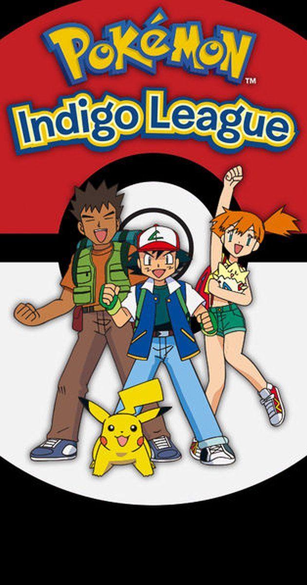 Pokemon Indigo League Created by Satoshi Tajiri, Junichi