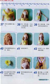 Mimin Dolls: Korean dolls