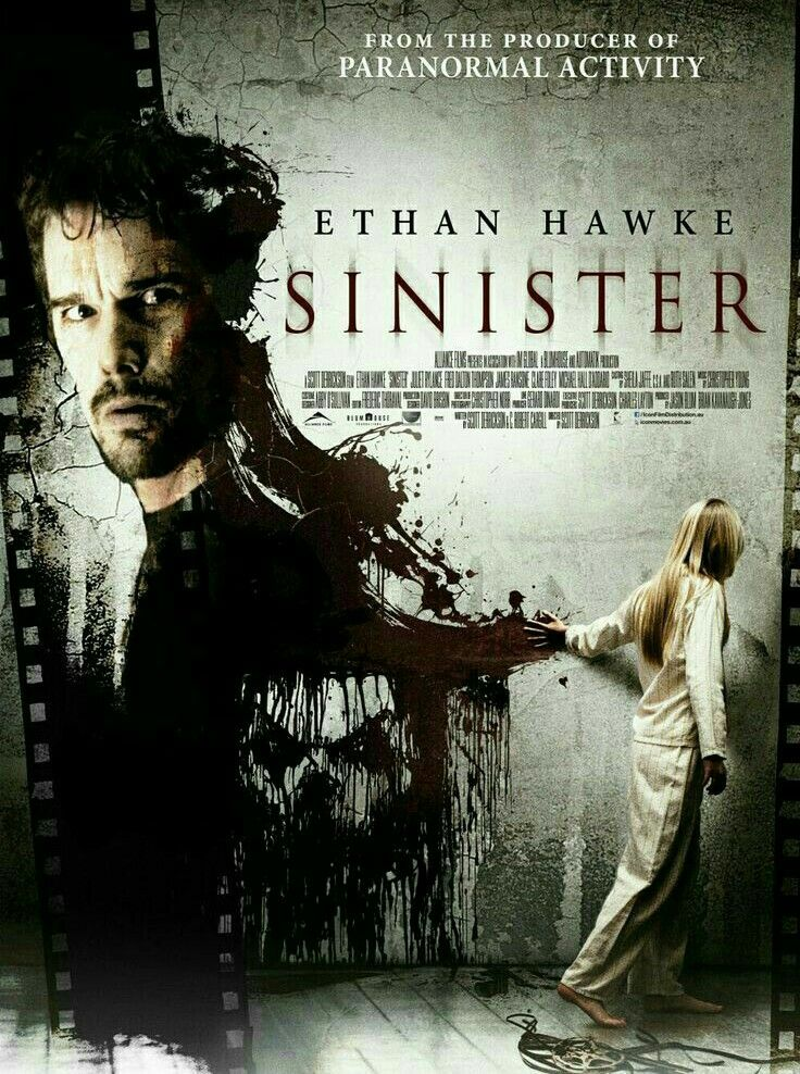 Sinister Horror Movie Scary Movies Best Horror Movies Horror Movies