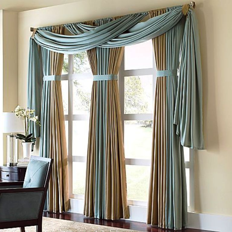 Jcpenney Living Room Curtains Window Treatments Living Room