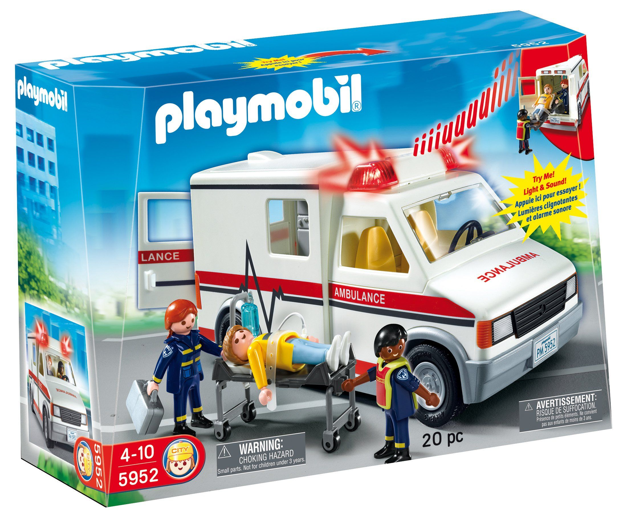 Toys R Us Kids Chairs Amazon Playmobil Rescue Ambulance Toys And Games