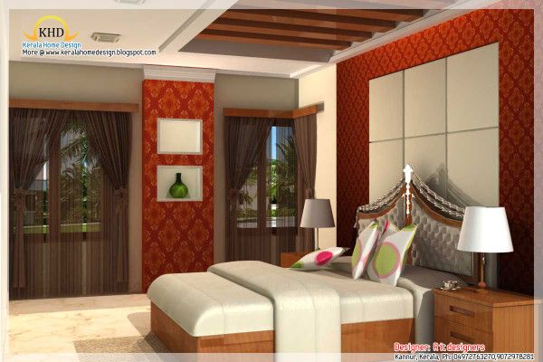 Kerala House Plans With Normal And Modern Style 600x400 Interior