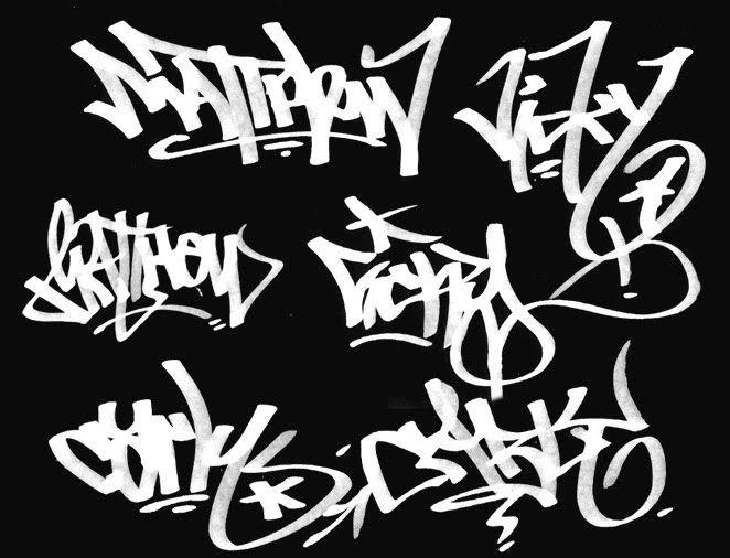 graffiti graffiti font generator
