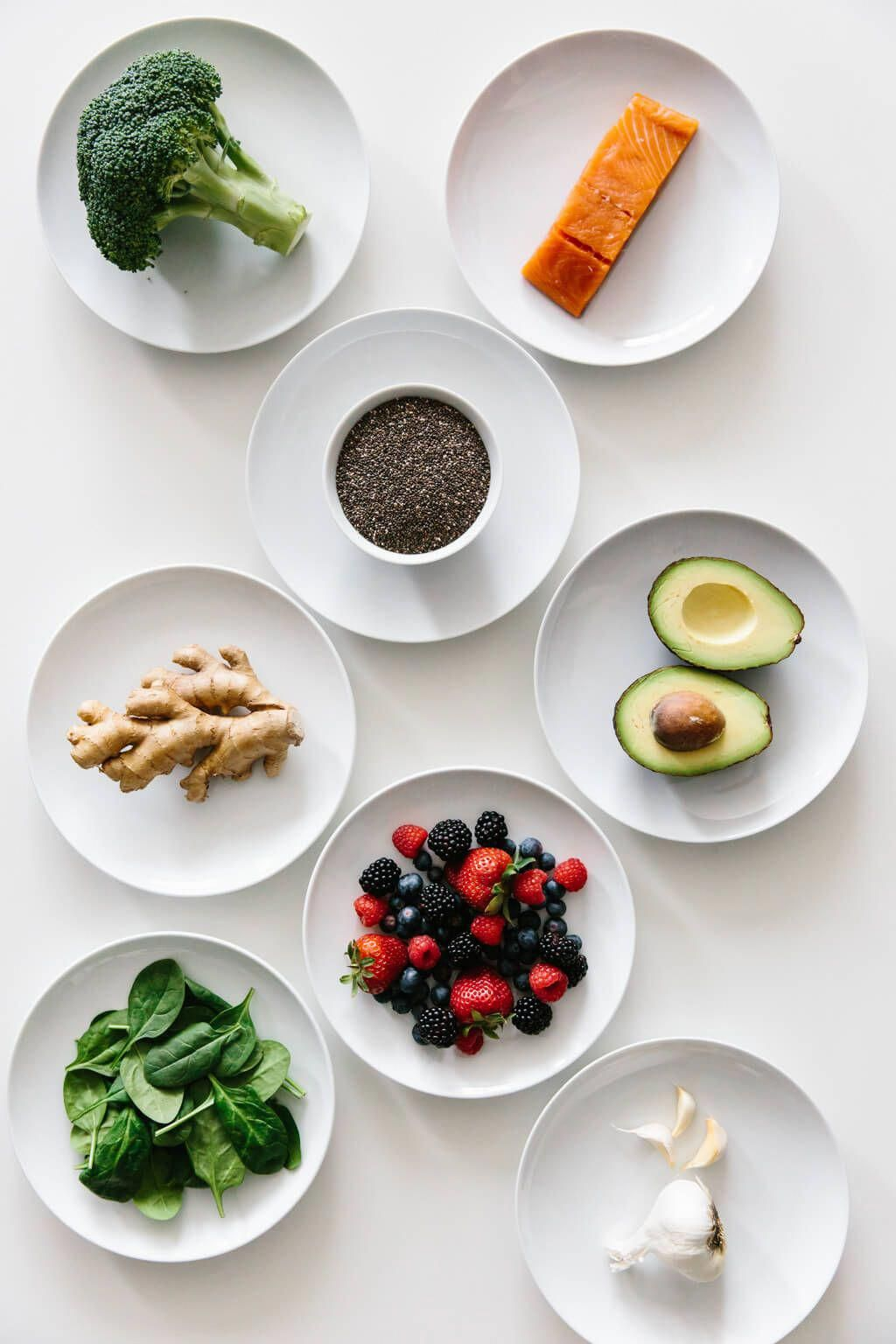 Antiinflammatory foods are those that have been well