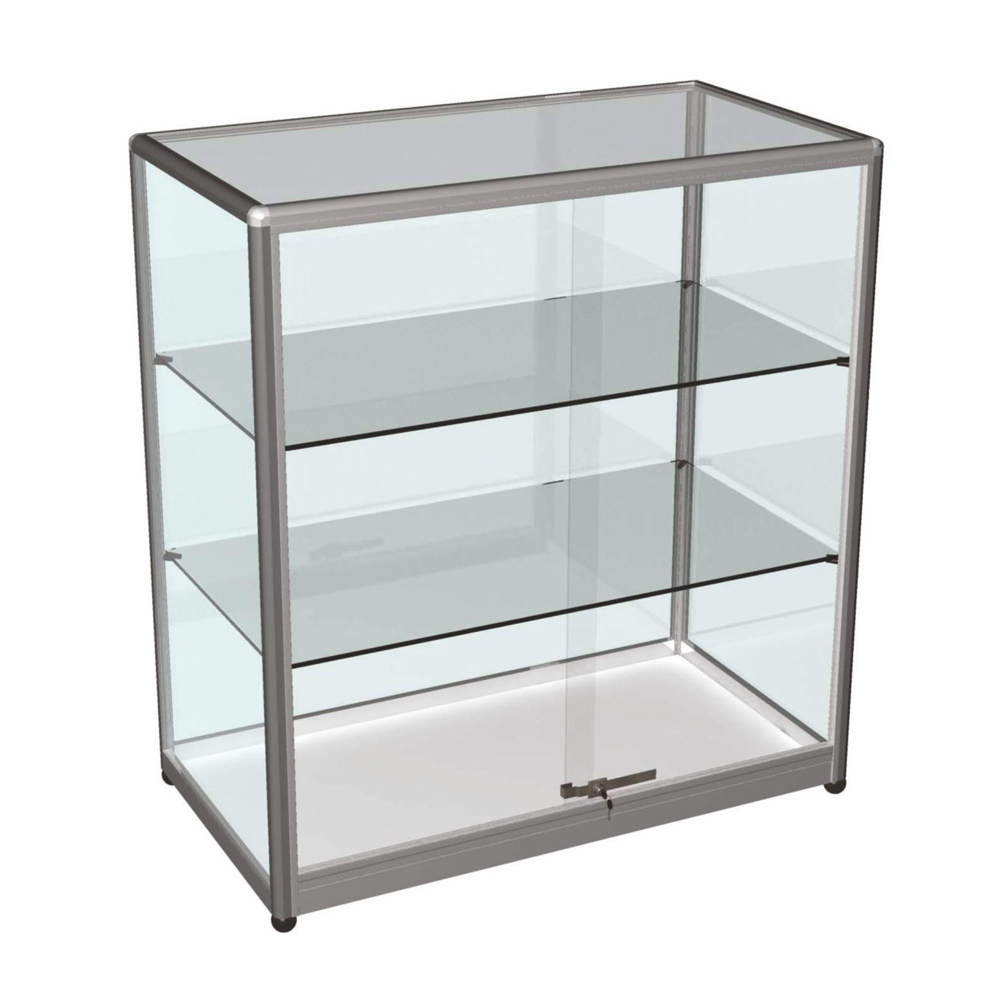 Cam vitrin - etkili bir mobilya parçası