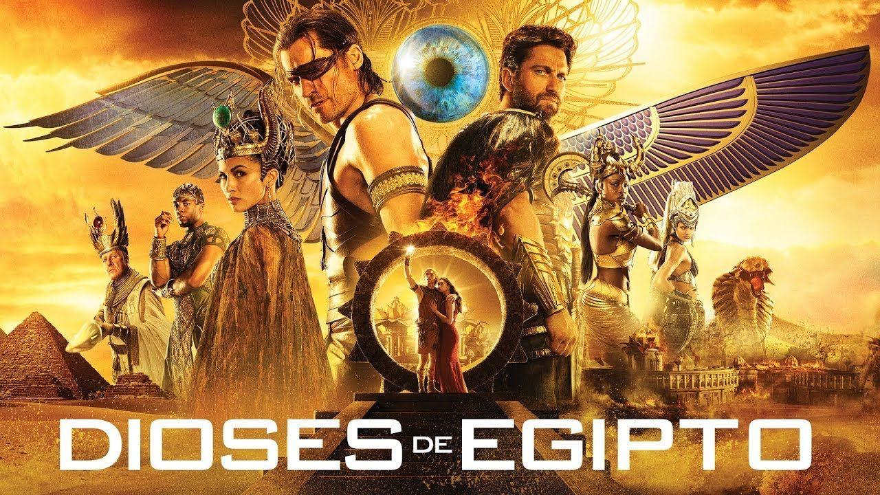 Dioses De Egipto Película Completa En Español Latino Película Dioses De Egipto Egipto Dioses