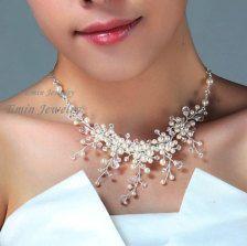 Wedding Jewelry: Pearl, showy - Etsy