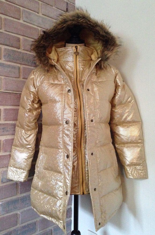 e25be5fec2a4 best wholesaler 6097c 35806 appaman girls long gold down coat 12 ...