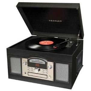 CR6001A-BK Archiver by Crosley Turntable, I want this so bad I already asked for it for my birthday!!