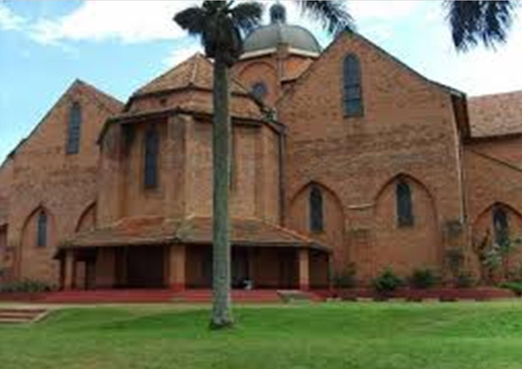 St. Paul's Namirembe cathedral Kampala, Uganda. ejn