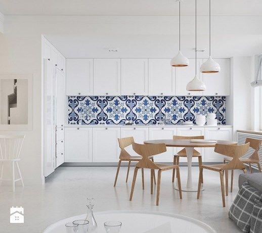 Apartament w Skandynawskim stylu Kuchnia styl skandynawski