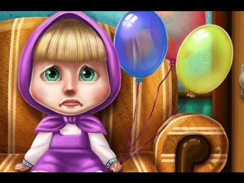 ماشا والدب ماشا في المستشفي العاب كرتون ماشا والدب للاطفال Disney Characters Cartoon Character