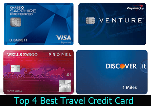Top 4 Best Travel Credit Card Review In 2019 Fxcue Com Travel Credit Cards Best Travel Credit Cards Top Travel Credit Cards