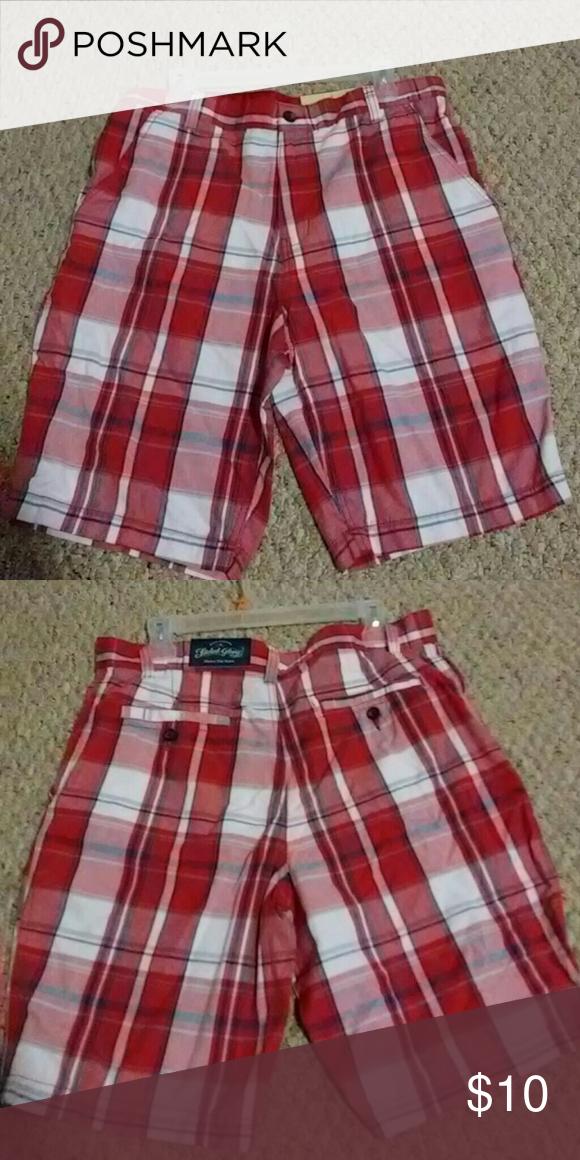 Nwt men's plaid shorts New Shorts