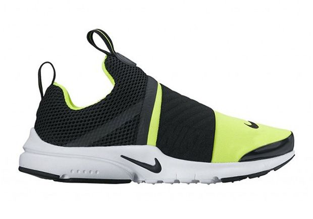 Introducing the Nike Air Presto Slip-On. It was only a matter of time  before the Swoosh remixed the Nike Presto to carry its own without the  unique ... 4840d9e72