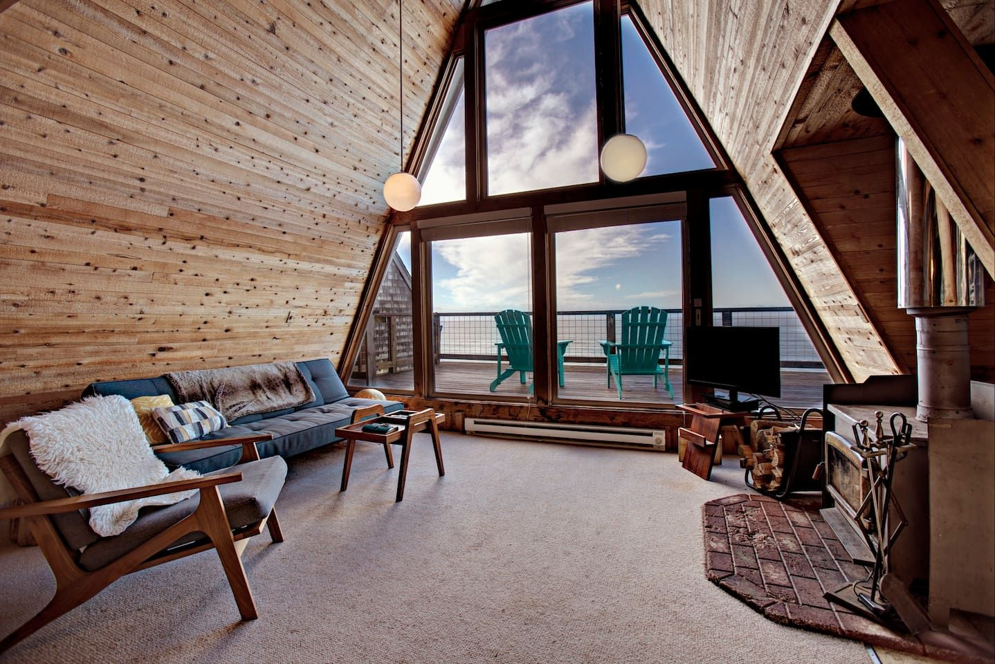 Oceanside A Frame Unit A Cottages For Rent In Oceanside A Frame Cabin Cabins And Cottages Historic Homes