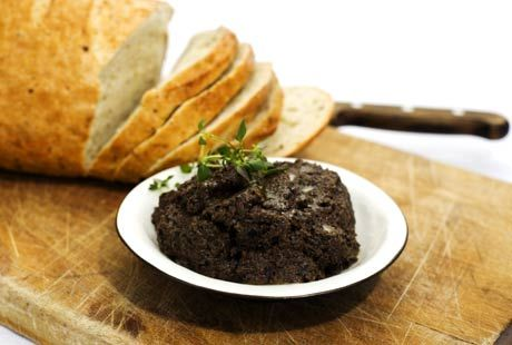 Tapenade på bara 4 ingredienser | Recept från Köket.se