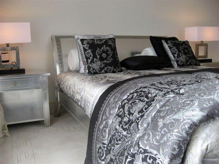 Schlafzimmer Versace ~ Die 27 besten bilder zu bedding auf pinterest damast bettwäsche
