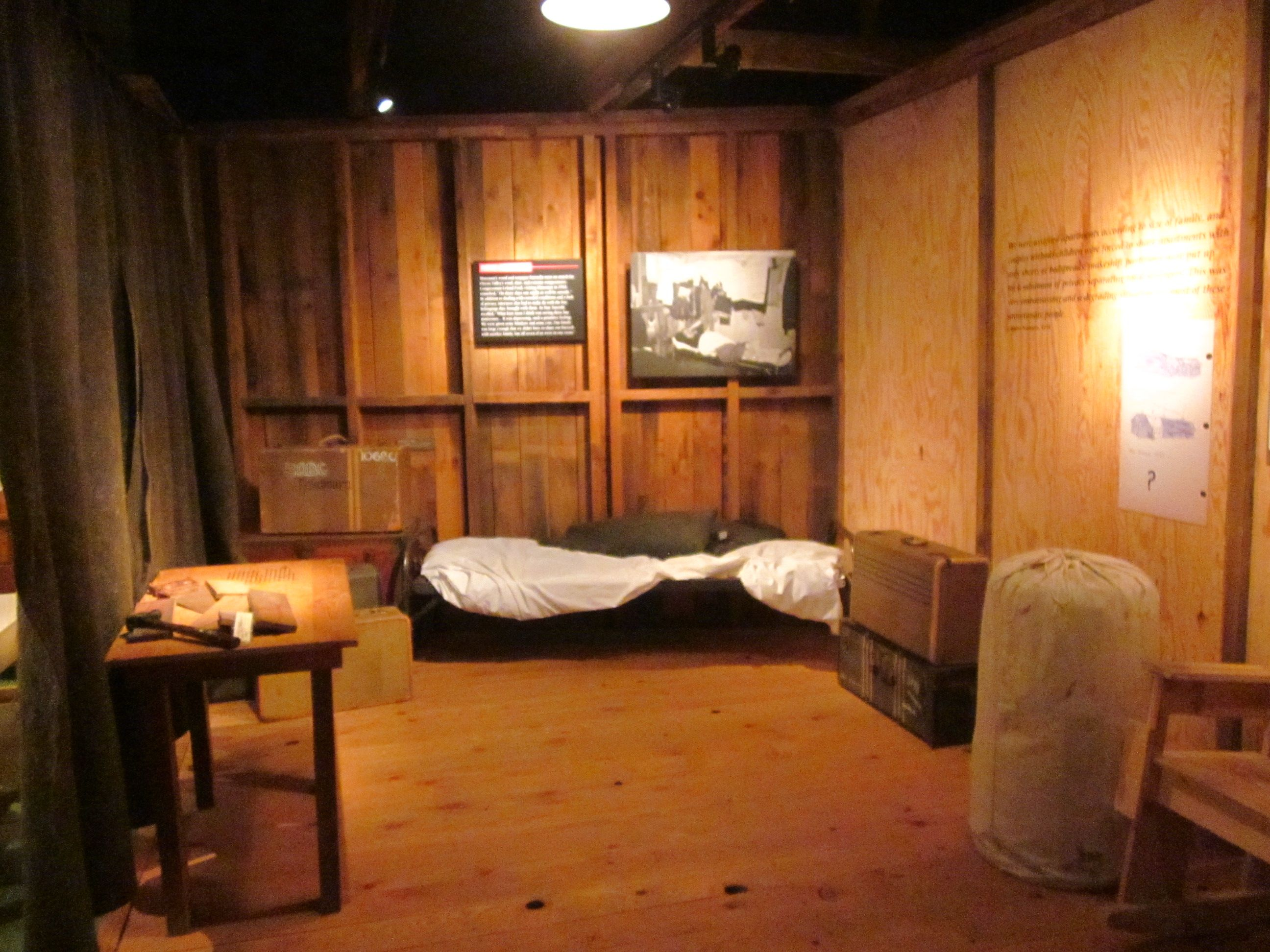 MANZANAR JAPANESE INTERNMENT CAMP MUSEUM Shame On US - Concentration camp museums in usa