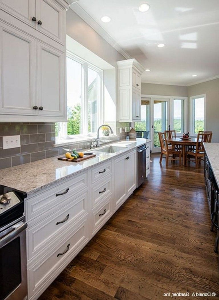 28 amazing kitchen backsplash with white cabinets ideas remodeling rh pinterest com