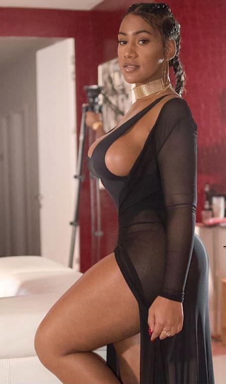 Sexy dievča PUC
