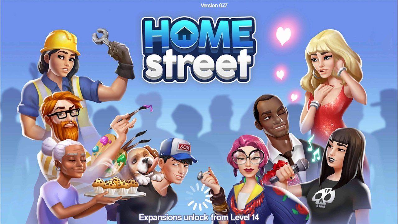 Home Street MOD APK 0.26.6 (Unlimited Money) Download