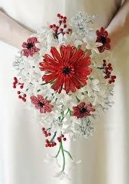 french beaded flowers patterns - Google Search