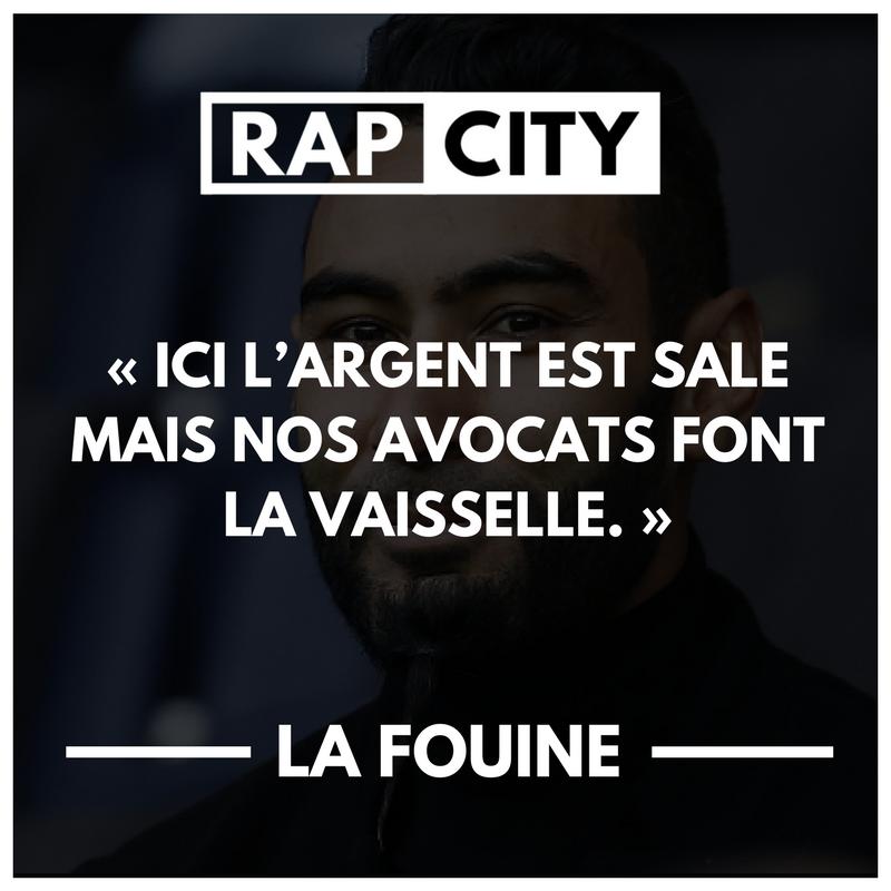 Les 40 meilleures punchlines de La Fouine | punchline cit