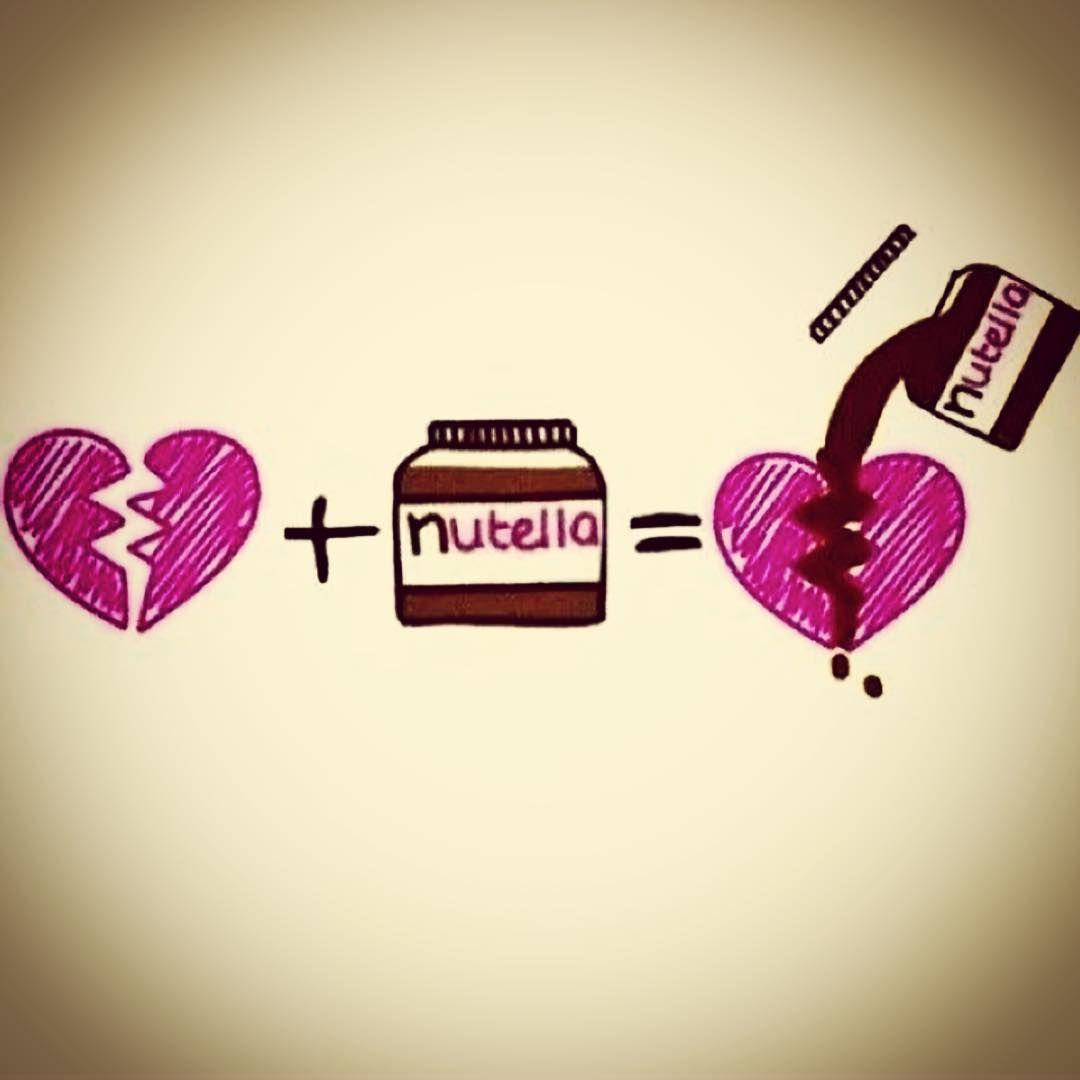 Pra mim, funciona!  #nutellamefazfeliz #italia #minhavidaitaliana #ciocco #cioccolato