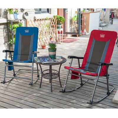 Patio Furniture For Over 300 Lbs.Timber Ridge Folding Camping Chair In 2019 Products Camping