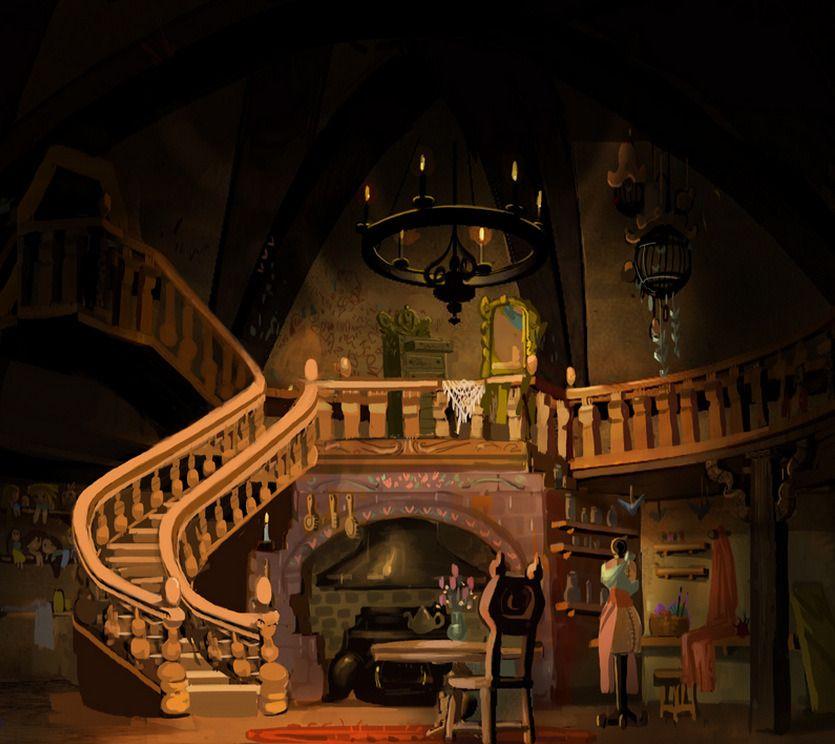 #tangled : Disney Concepts & Stuff