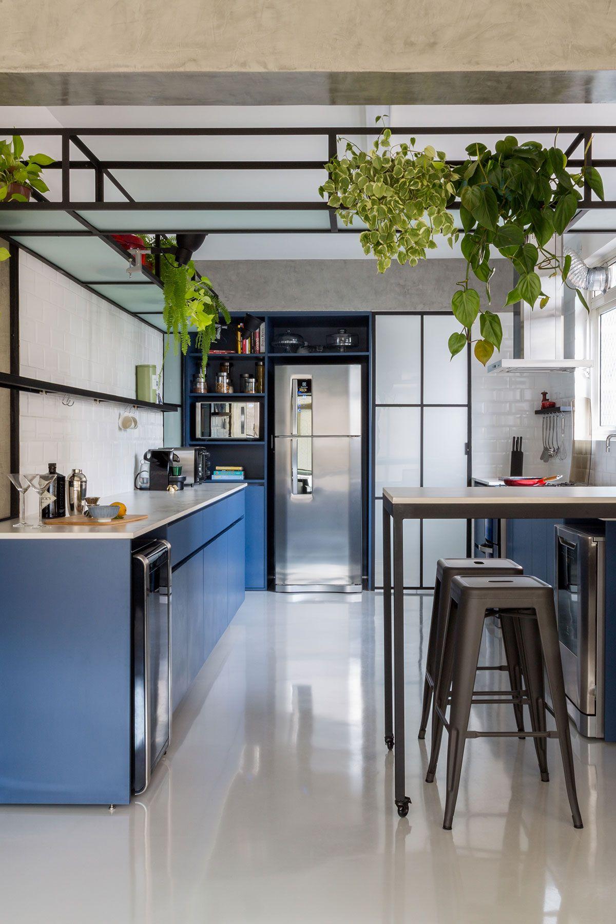 Amplo E Receptivo Decorar Cozinha Interior De Cozinha Designs
